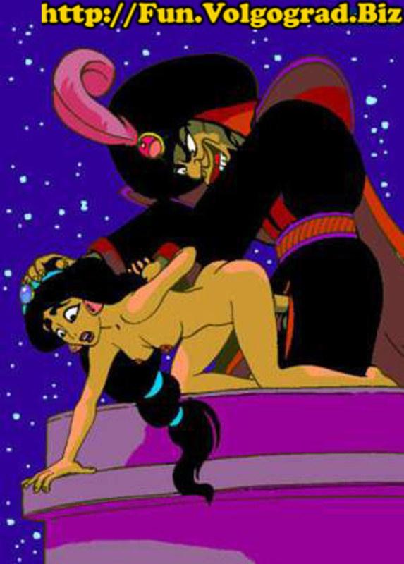 Jafar jasmine sex cartoon