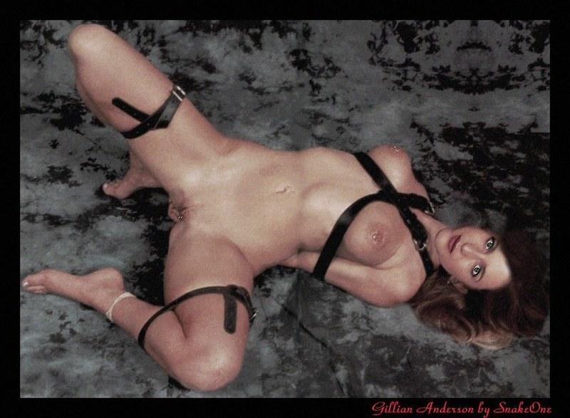 Gillian Anderson Sex Scene