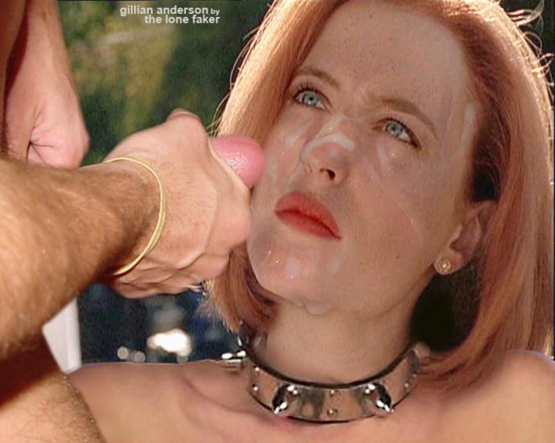 Gillian anderson pics nude