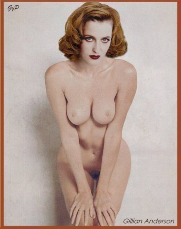Gillian Anderson Sweet Jesus Dat Body Man Look