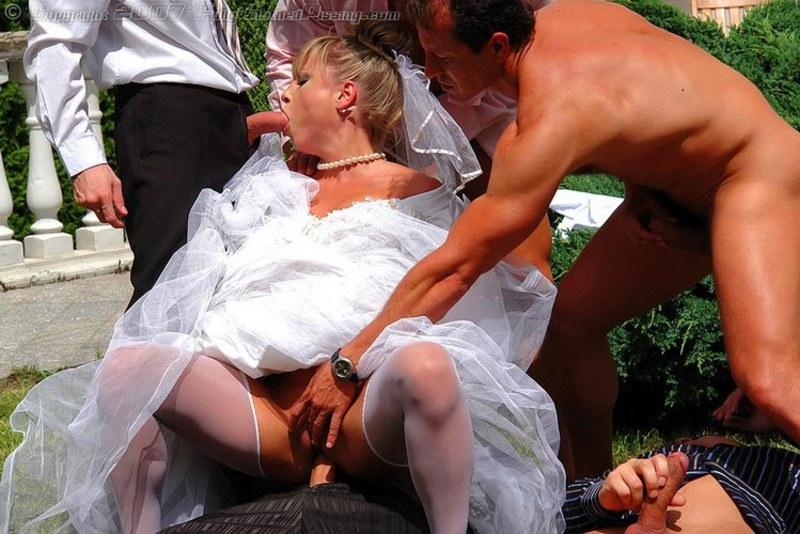 Смотреть свадебные секс фото