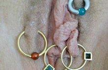 Пирсинг гениталий №1085