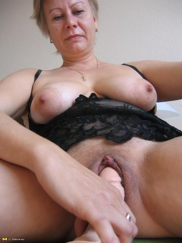 Оргазм пожилых леди