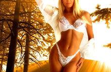 Откровенные фотки с блондинками