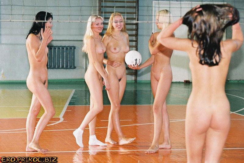 Фото ню в спорте