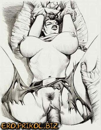Рисованные картинки анального секса