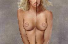 Прекрасная девушка с отличной грудью