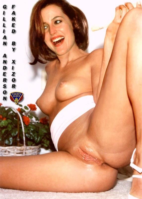Ретро порно ролики с джулиан андерсон из сериала секретные материалы