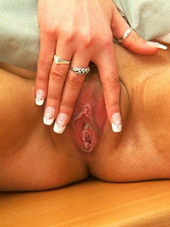 Загар фото любительские женских половых органов порно