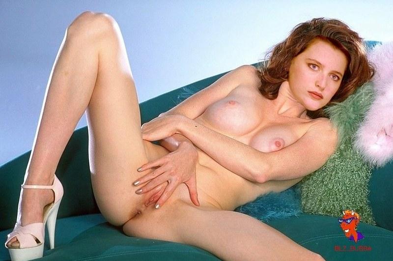 Джиллиан андерсон порно фото