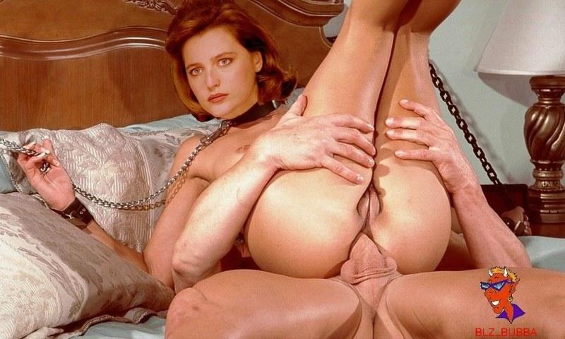 Порно фото с джилиан андерсон