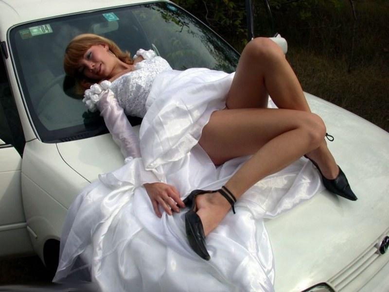 эротические фотосессии невест-им1