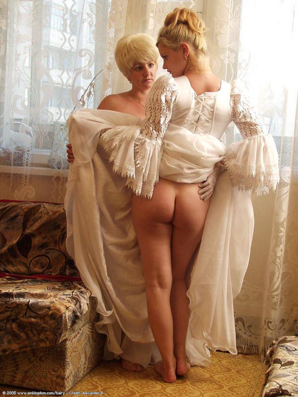порно мамок невест фото