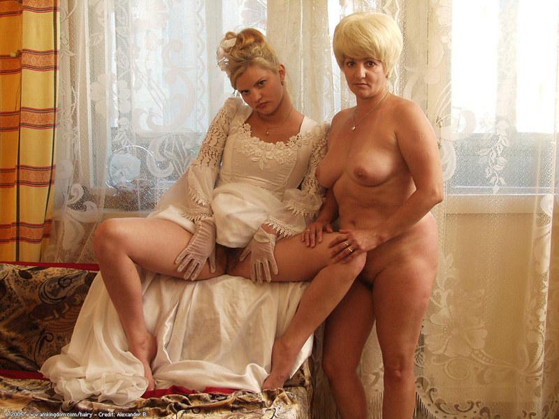 мать фото теща голая и