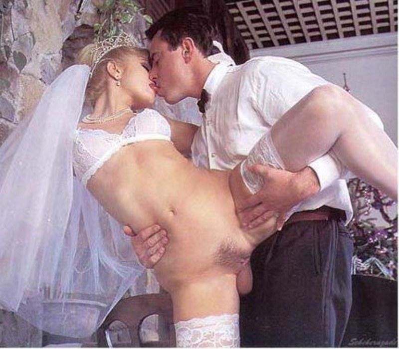 Cекс На Свадба