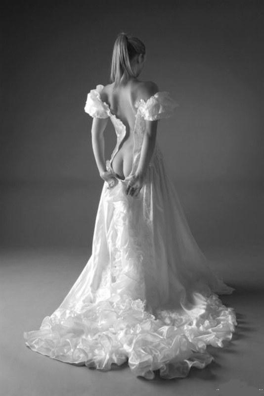 свадебное платье эро фото