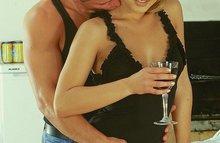 Секс после бутылки шампанского