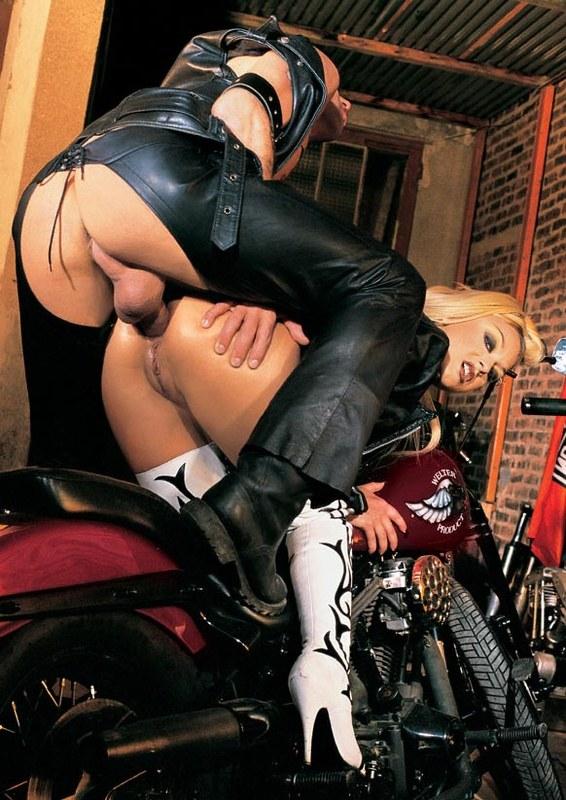 секс байкер и проститутка