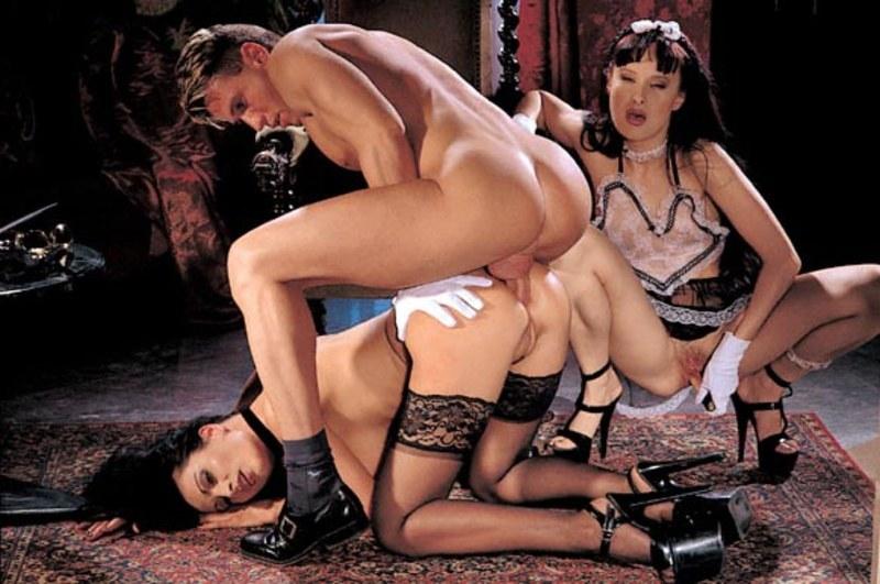 испанские порнофильмы со служанкой
