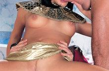 Сексуальная Клеопатра