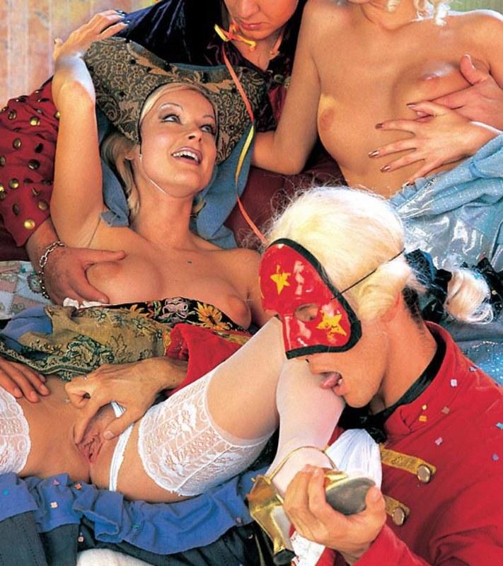 Porn Group Carnaval