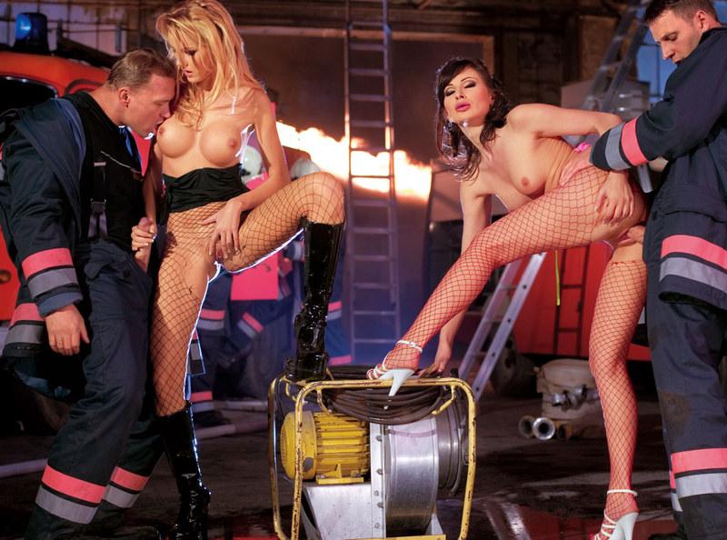 пожарников американские порно-фильмы про