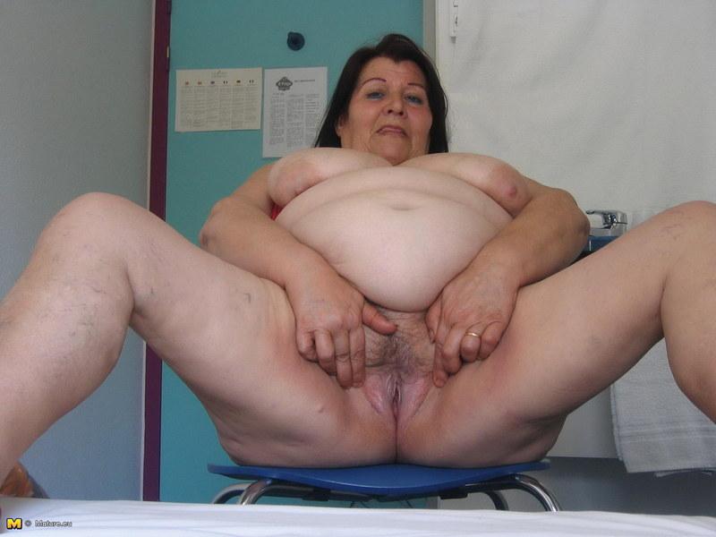 Фото голых толстых писек