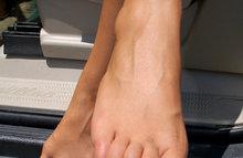 Педикюр ног для поклонников ножек