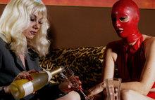 Хардкор эротика с безумными лесбиянками