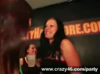 Безумная вечеринка девушек