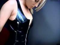 Блондинка с большим сексуальным аппетитом