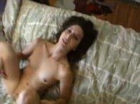 Занялись сексом на кровати без орала