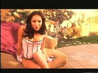 Латино-американке Жасмин подарил истинное блаженство