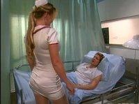 Влагалищный секс с медсестрой