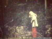 Одним в лес опасно ходить