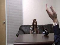 Классная 18-летняя девушка на кастинг пришла