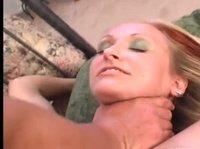 Ланьет, минет и секс с грудастой телкой