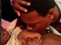 Негритянская порнуха от большой любви