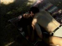 Пустынный межрасовый секс