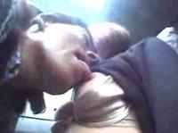 Групповой секс с японскими девками в авто
