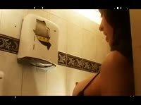 Уединились в своём туалете